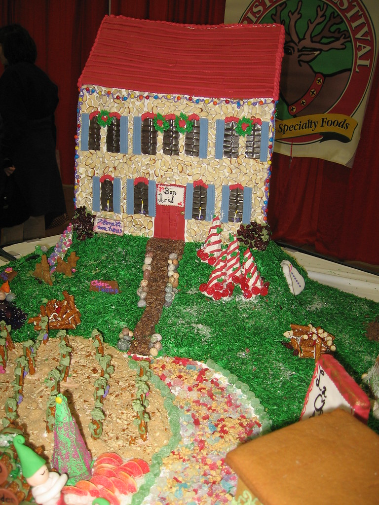 Boston Christmas Festival.Boston Christmas Festival Gingerbread Competition Flickr