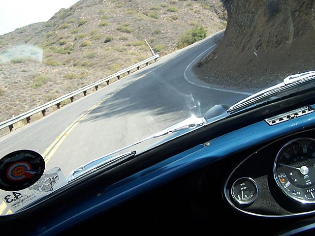 Potrero Canyon Road