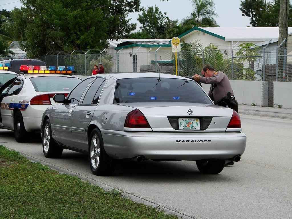 Fhp Mercury Marauder Florida Highway Patrol 4 Florida Flickr