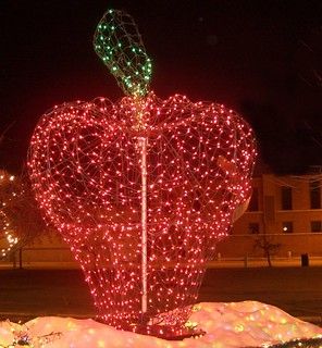 Christmas apple | by Valerie Everett