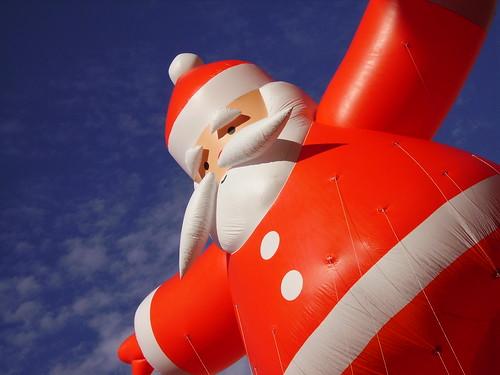 Santa | by Bart Fields