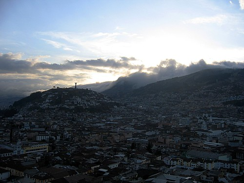 Quito Sunset | by magnusvk