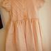 recent thrifting: vintage dress