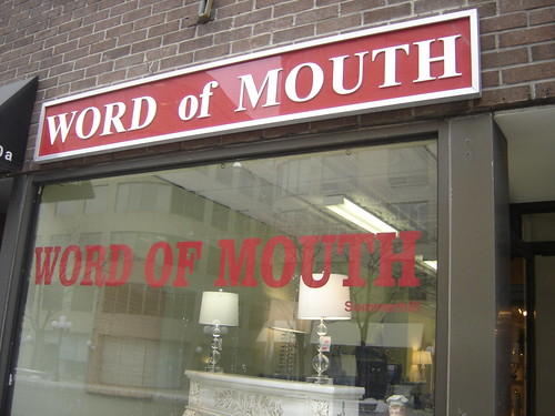 Word of Mouth | by Paull Young
