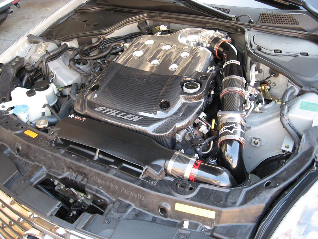 G35 Engine Bay W Jdm Battery Covers Destroyer714 Flickr