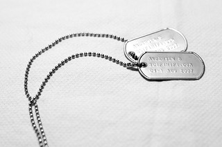 C4 Dogtags | Chicago | by ldandersen