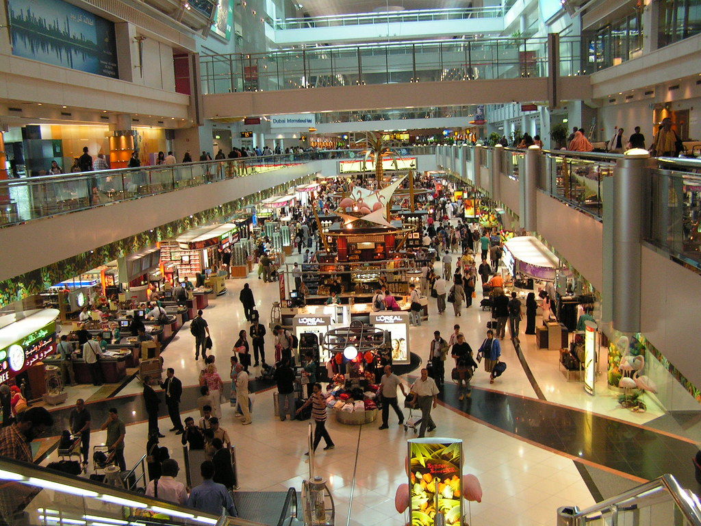 dubai airport lottery