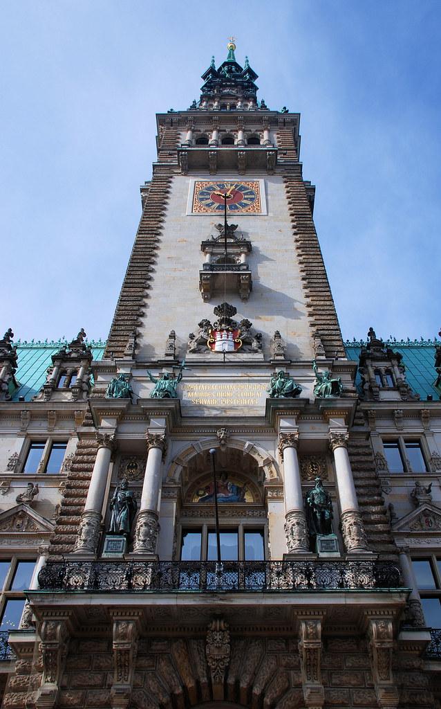 Hamburg Turm