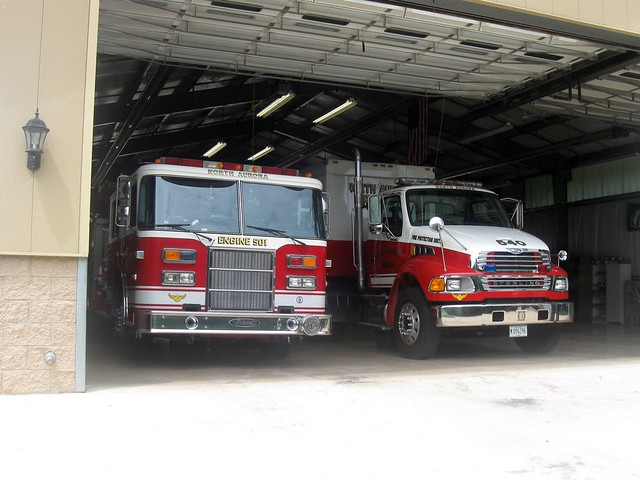 IL - North Aurora Fire Department