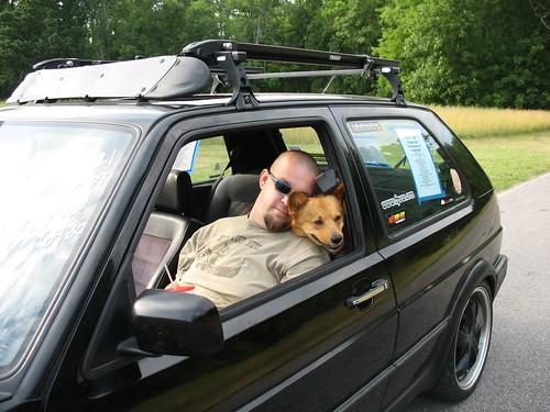 Dog is my copilot | by nikoretro