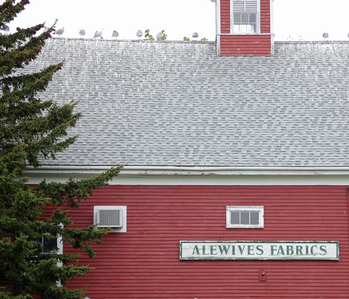 Alewives Fabrics   by SouleMama