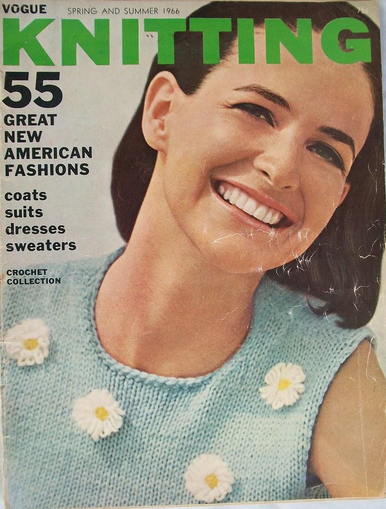 140a2b5b98f Vogue 1966 Spring and Summer Knitting Book | 1966 Vogue Spri… | Flickr