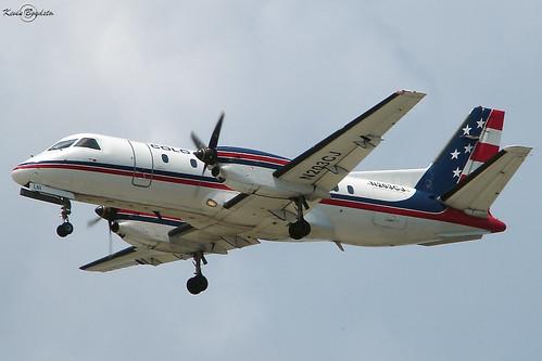 Colgan AIr S340B | by N77022