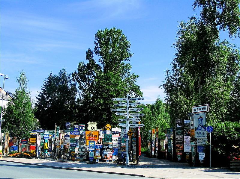 Fernweh-Park  Deutschland