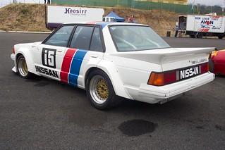 1984 Nissan Bluebird Turbo - 1984 James Hardie 1000