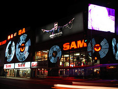 Sam the Record man | by openended