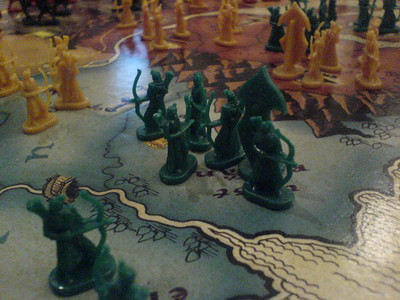 Best Lord of the Rings Board Games LOTR Risk