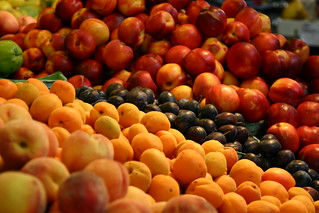 Nectarines, plums and peaches | by beest
