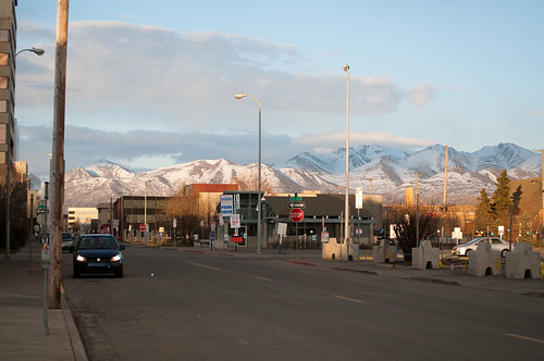 Typical Anchorage Streets | by Christopher Vo
