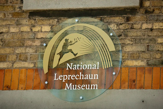What a Surprise - There Is Actually a National Leprechaun Museum