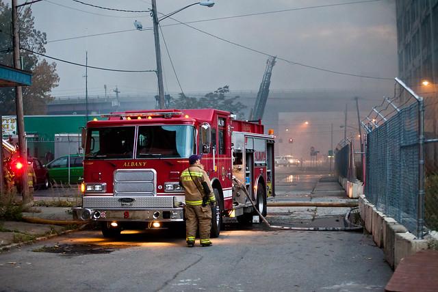 Fire at the Central Warehouse - Albany, NY - 10, Oct - 05.jpg
