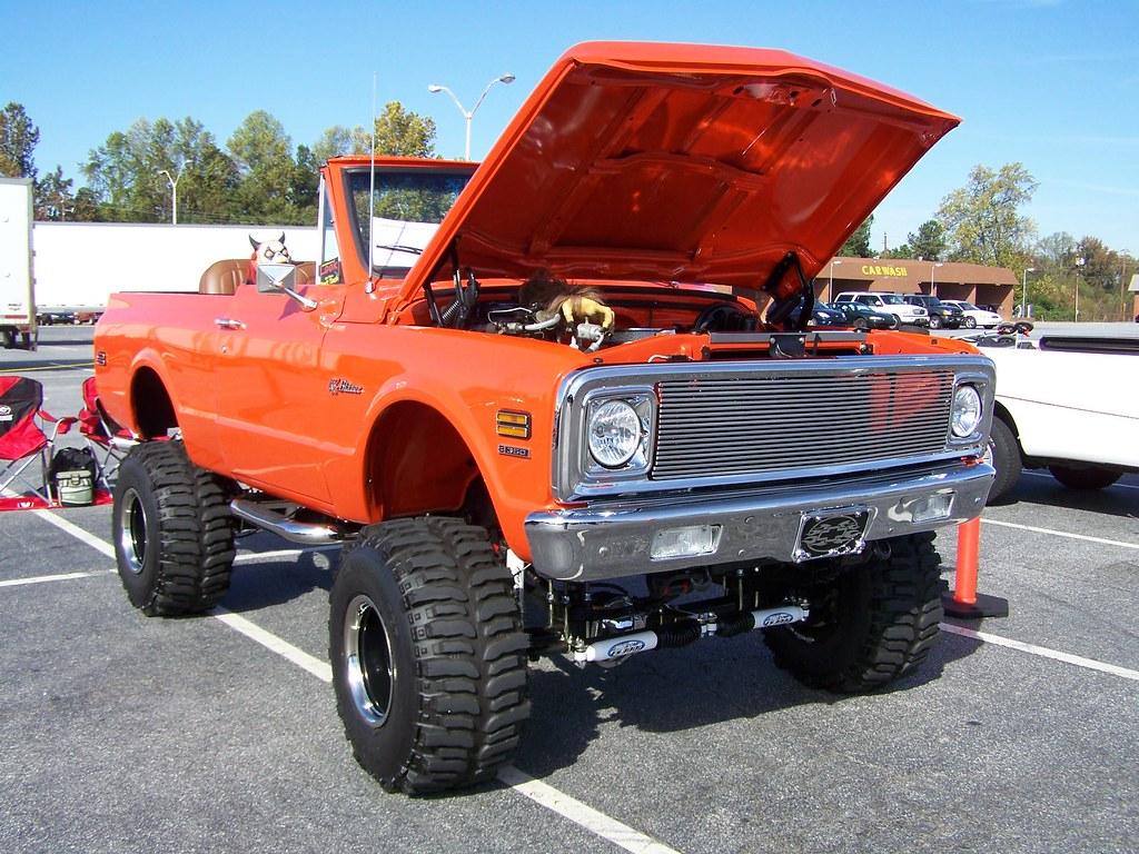 Chevy K5 Blazer Cruise In Winder Ga Pete Stephens Flickr