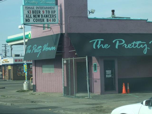 detroit strip club