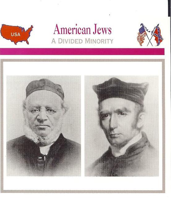 U.S. Rabbis - North & South Jewish Morris Jacob Raphal / David Einhorn scan0310