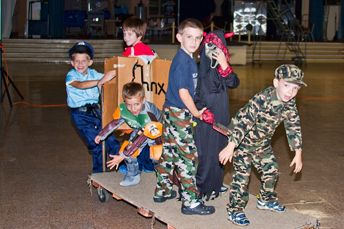 St. Ann Cub Scouts' Halloween 2010 - 15 | by St. Ann Catholic Church and School