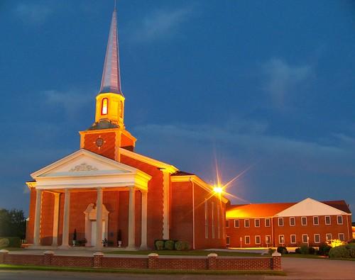 sunset usa building church night evening texas cloudy kodak dusk nederland southeast goldentriangle z612