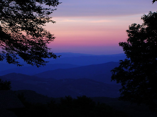sunset northcarolina condo views beechmountain