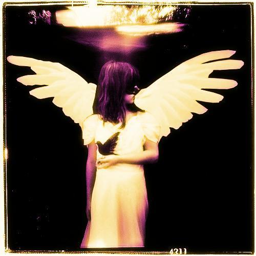 windwingsmagentaorange | by Laura Burlton - www.lauraburlton.com