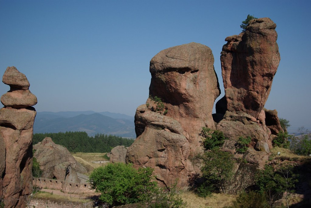 The Belogradchik rocks