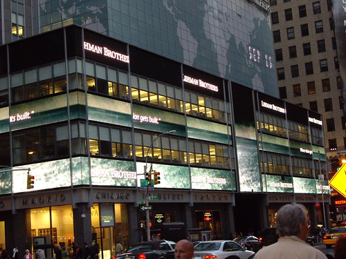 Lehman Brothers Headquarters New York | by sachab