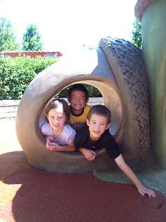 kids in acorn