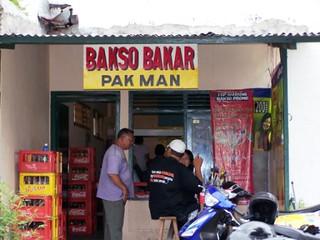 Bakso Bakar Di Malang Devy Hz Flickr