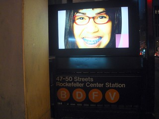 Ugly Betty ad@NYC | by takeratta(tm)*