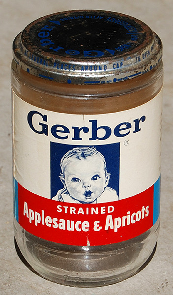 Gerber Baby Food, 1950's