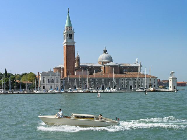 Venice - Church of San Giorgio Maggiore 2