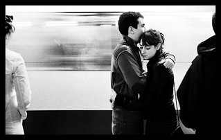 Love is in the subway | by Benurs - Learning and learning...