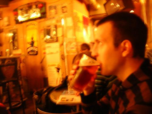 Drinking Beer | by magnusreimer