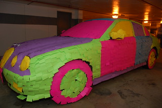 Post-It Jaguar