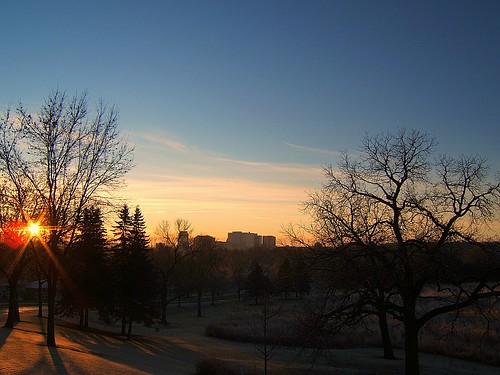minnesota sunrise rochester