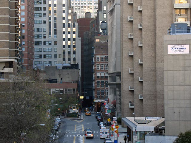 New York Downtown Hospital
