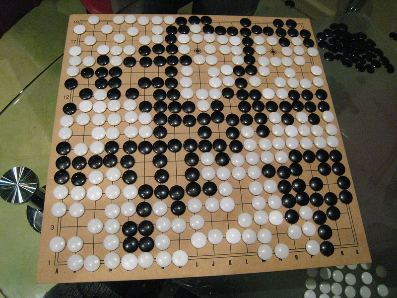 best abstract board games go