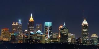 Atlanta_Skyline_from_Buckhead   by KoehlerColor