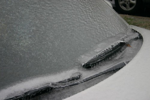 icy windshield | by DJ Curly