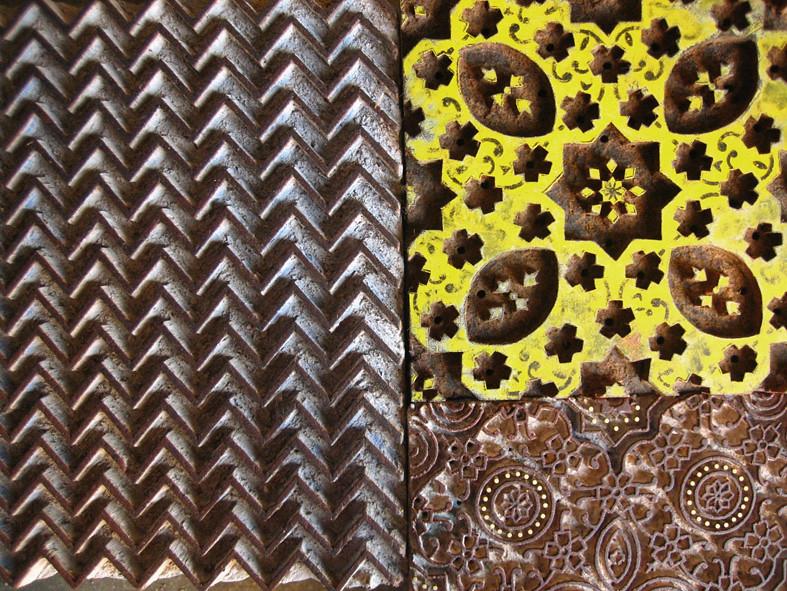 Textures for Textiles