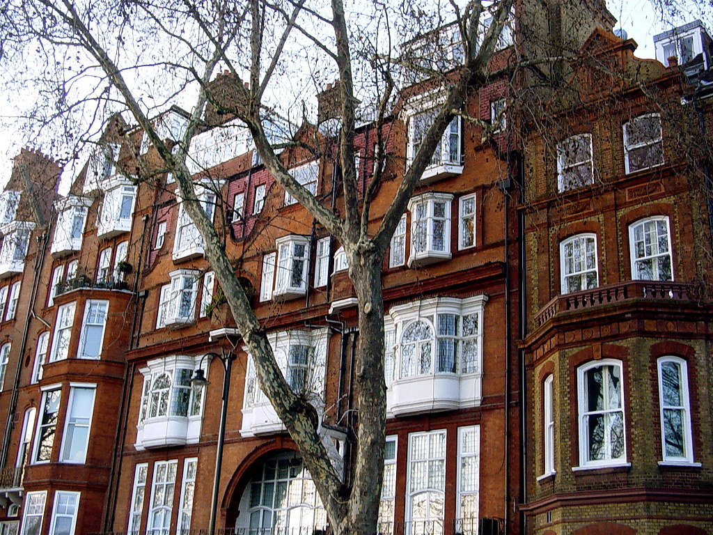 Chelsea Embankment Sw3 Dsc02151 Clock House By Norman Shaw Flickr