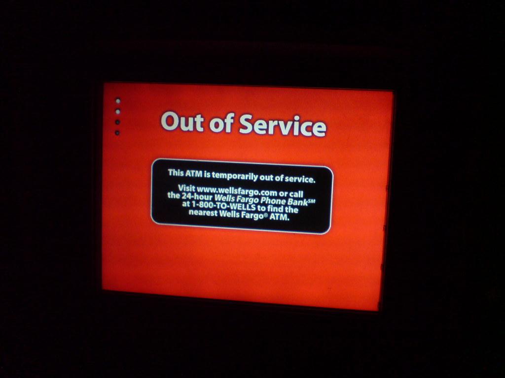 Wells Fargo ATM Reboot | Next it boots into Windows       th… | Flickr